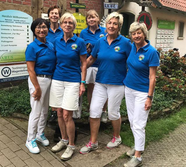 Seniorinnen, GVNB 1. Mannschaft Gruppe 1 A (2020)