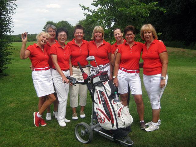 Seniorinnen, GVNB 2. Mannschaft Gruppe 3 A (2020)