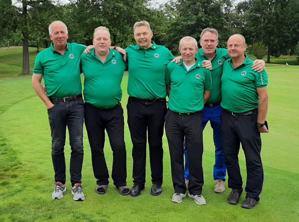 Senioren Mannschaft AK 50 2. Mannschaft Gruppe 3 A (2021)